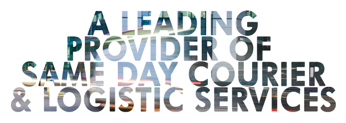 same day courier and logistics services